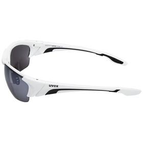 UVEX blaze lll - Lunettes cyclisme - blanc